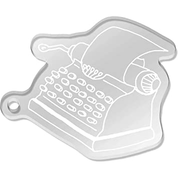 Máquina de Escribir Llavero Grande (AK00038937)