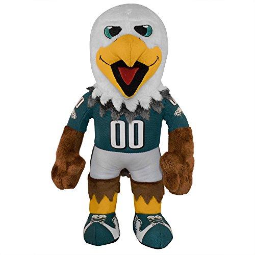 Mascot (NFL Philadelphia Eagles Swoop Mascot Plush Figure, 10