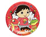 American Greetings Ryan's World Party Supplies, Paper Dinner Plates (8-Count)