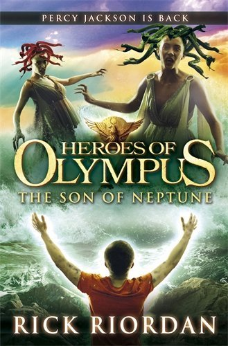 The Son Of Neptune Heroes Of Olympus Book