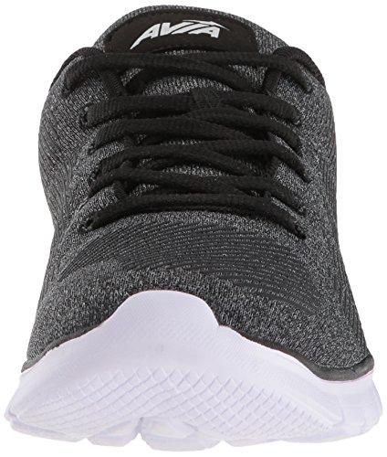 Black Avi Iron Avia Grey Shoe White Running Rift Men's 6FqpX