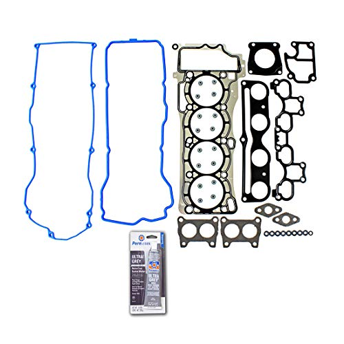 - DNJ HGS614 MLS Head Gasket Set for 2000-2006 / Nissan/Sentra / 1.8L / DOHC / L4 / 16V / 1809cc / QG18DE