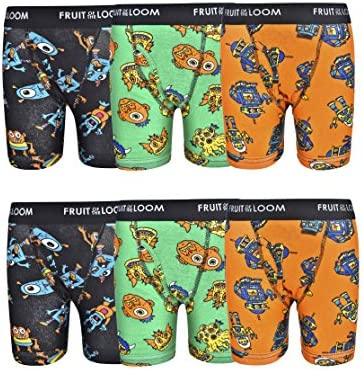 Boys ' Assorted Boxer Brief