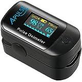Best Pulse Oximeters - Pulse Oximeter, APULSE Fingertip Blood Oxygen Saturation Monitor Review