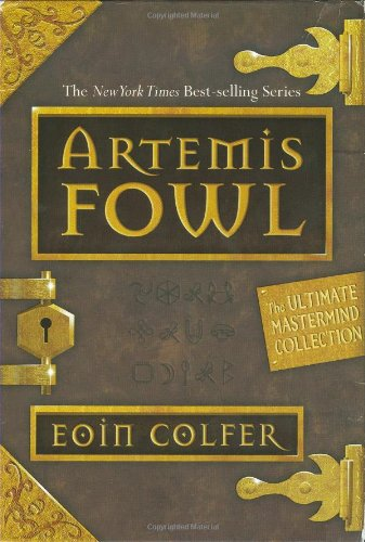 Artemis Fowl Boxed Set - Artemis Fowl 5-book boxed set by Disney