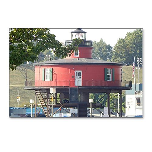 - CafePress - Baltimore Lighthouse - Postcards (Package of 8), 6
