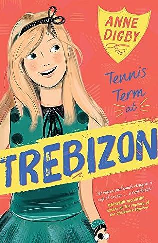 book cover of The Tennis Term at Trebizon