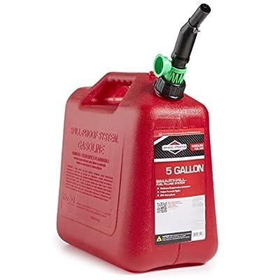 Briggs & Stratton 98053 5-Gallon Gas Can AutoShut Off by Briggs & Stratton