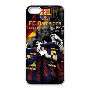 ANCASE FCB Phone Case For iPhone 5,5S [Pattern-5]
