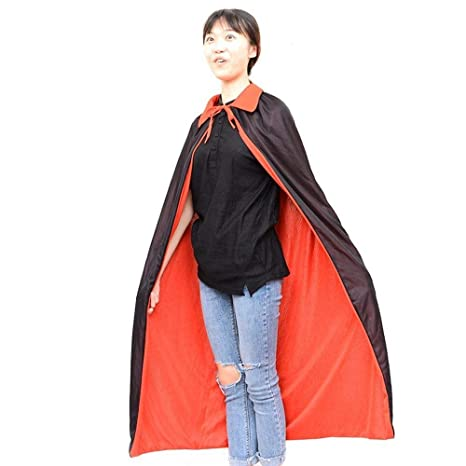 Ambiguity Disfraz de Halloween Mujer Doble Rojo Negro con ...