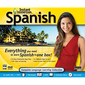 Spanish Complete Language Learning Collection