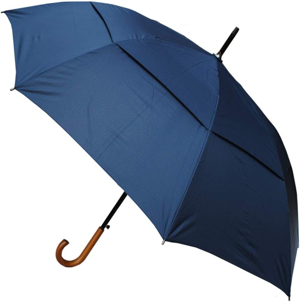Windproof Travel Umbrella Dumbo Compact Folding Umbrella Automatic Open//Close