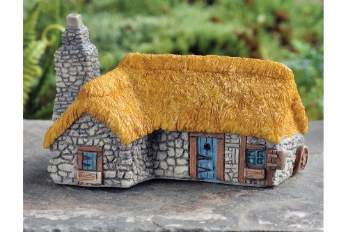 Miniature Fairy Garden Micro Mini Thatched Roof Country ()