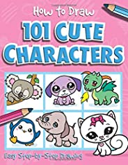 How to Draw 101 Cute Characters