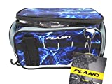 KVD Plano Soft sided Tackle Bag 3600 Series Weekend Fishing Box (Blue Wave)