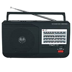 Supersonic SC1086 High Quality Portable Radio
