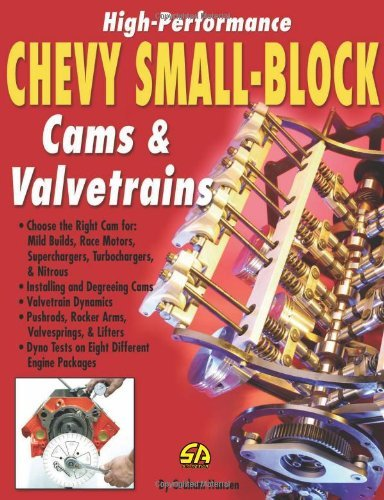 High Perf Chevy Small Block Cams & Valve by Graham Hansen (September 18,2005)