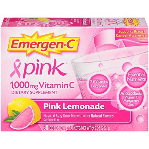 076314302048 - Emergen-C, Pink, 30 pkt, 6 Pack carousel main 7