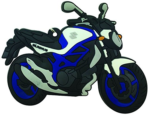 BIKE IT RUBBER KEYFOB SUZUKI GLADIUS