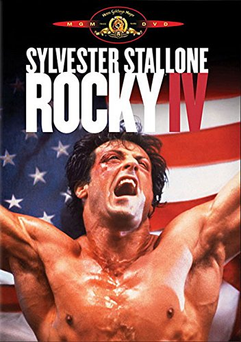 DVD : Rocky IV (Full Frame, Widescreen, , Dubbed, Dolby)