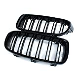 Front Grille, Kidney Grill Replacement for BMW 3