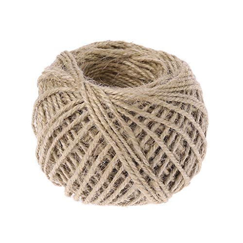 Oranmay Sisal Rope for Cats Scratching Toys DIY Desk Foot Chair Legs Binding Rope Cat Claw Grinding