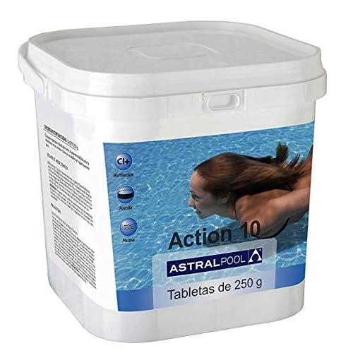 51NvP1t%2BtvL. SS500 Action 10 AstralPool en Tabletas de 250gr