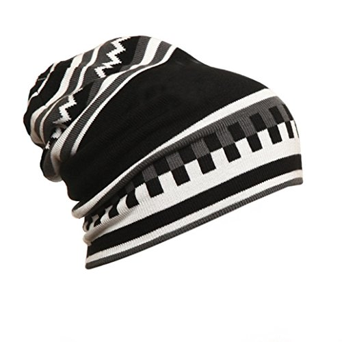 WensLTD Winter Unisex Women Men Knit Ski Crochet Slouch Hat Cap Beanie Hip-Hop Hat Soli 关键字:hat scarf men : scarf : Fashion : Fashion Accessories : Scarves & Wraps : Scarves : scarve (black)