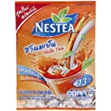 Nestea Instant Thai Milk Tea Mix Powder 455g (35g x 13 Sachets)