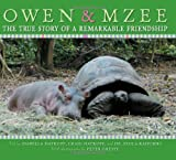 Front cover for the book Owen & Mzee: The True Story of a Remarkable Friendship by Isabella Hatkoff