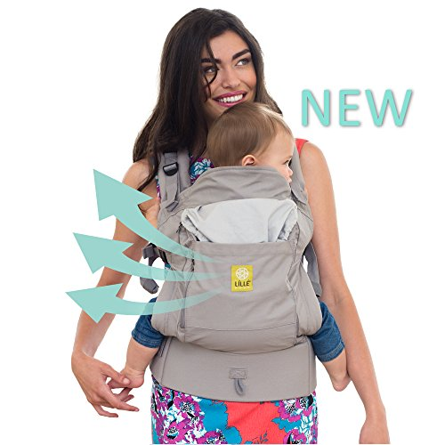 LILLEbaby-4-in-1-ESSENTIALS-All-Seasons-Baby-Carrier
