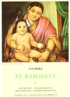 El Ramayana: 2 Tomos / The Ramayana (Spanish Edition)