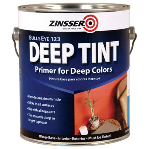 Rust-Oleum 02031 Tintable Deep Tint Water Base Primer, 1-Gallon