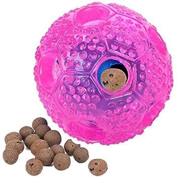 Pet Supplies : smartelf Treat Dispensing Dog Toys Puzzle
