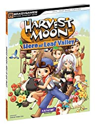 Harvest Moon: Hero of Leaf Valley (Official Strategy Guides (Bradygames))