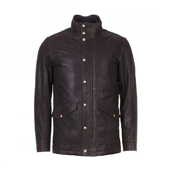 9f1766b8417 Image Unavailable. Image not available for. Colour: GANT The Nubuck Double  Decker Mens Jacket ...
