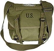 YBRR M1961 M1956 Butt Pack Bag Pouch US Vietnam Era Canvas Combat Field Gear with Straps