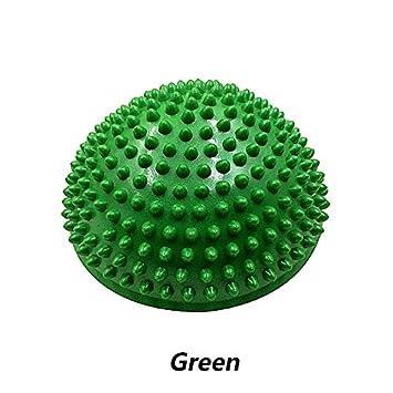 GLOGLOW - Pelotas de Yoga de PVC hinchables, Antideslizantes ...