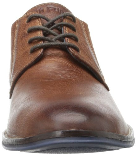 Hush Puppies Hombres Style Oxford Tan