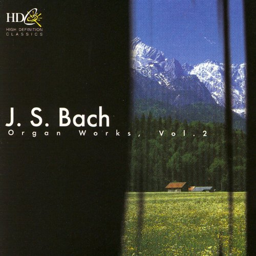 (Bach: Organ Works, Vol. 2)