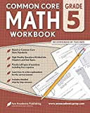 img - for 5th grade Math Workbook: CommonCore Math Workbook book / textbook / text book