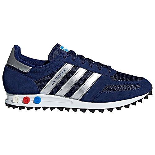 Trainer Sport Scarpe Per Sneaker Blue Training Ginnastica The Da Running Adidas Dark Originals Uomo metallic Confortevoli Leggeri And Silver E 8ZxqwEYTAt