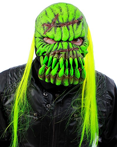 Zagone Studios UV Black Light Reactive Green Glow