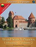 Parleremo Languages Word Search Puzzles Lithuanian - Volume 2 (Lithuanian Edition)