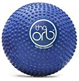 Pro-Tec Athletics The Orb Deep Tissue High Density Massage Ball, 5-Inch Diameter, Blue