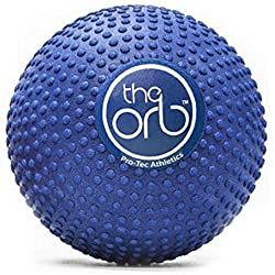 "Pro-Tec Athletics The Orb Massage Ball - 5"" Blue"