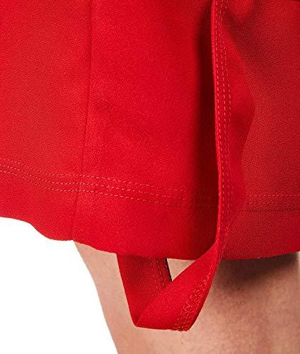 D8pm91t15254 Mujer Rojo Poliéster 8pm Vestido C5Yg0Yw