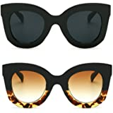 Amazon.com: MODO Women's Valentina Sunglasses,Purple Frame