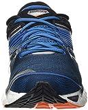 Saucony Men's Triumph 17, Blue/Black, 9.5 D US