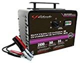 30 amp car battery charger - Schumacher SF-200-30 6/12V Manual Bench Top Battery Charger with Engine Start